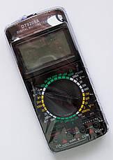 Цифровой мультиметр Тестер DT9208А, фото 2