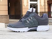 Кроссовки мужские летние беговые Adidas Climacool 1 Gray (адидас, реплика)