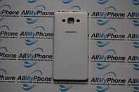 Задняя панель корпуса для мобильного телефона Samsung Galaxy A5 (2015) A500F/ A500FU/ A500H белая