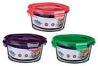 Контейнер для продуктов Peterhof 875 мл, фиолетовая (PH-10087-PR)_333611
