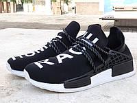 Кроссовки мужские летние повседневные Adidas Originals × Pharrell Williams NMD (адидас, реплика)