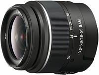 Объектив Sony DT 3.5-5.6/18-55 SAM