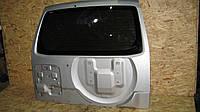 Крышка багажника Mitsubishi Pajero Wagon 3, ляда и стекло 2004г.в. MN133934, MN186732