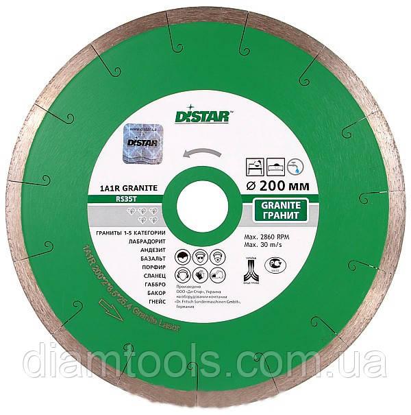 Алмазный диск по граниту Distar 230x25.4 Granite Laser