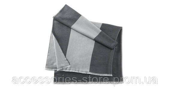 Шерстяной плед BMW Iconic Wool Blanket, Grey