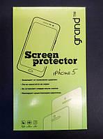 Защитная пленка для iPhone 5 прозрачная
