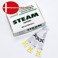 Интегратор контроля паровой стерилизации EC.STEAM 98.3 L, №250