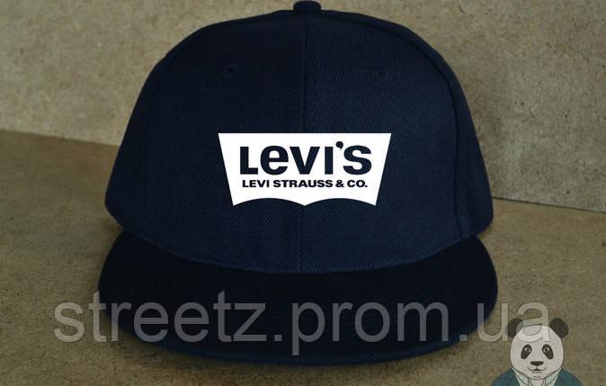 Кепка Snapback Levi's Snapback Cap, фото 2