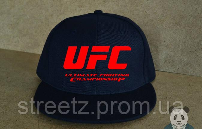 Кепка Snapback UFC Snapback Cap, фото 2
