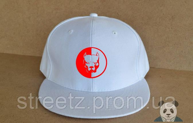 Кепка Snapback Pitbull Snapback Cap, фото 2