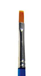 Lechat Gel Brush #4 - Кисть для геля  искусственная #4