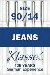 Иглы для джинсовых тканей