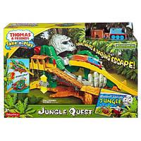 """Железная дорога """"Приключения в джунглях"""" Томас и его друзья, фото 1"""