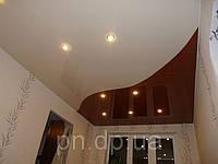 Натяжные потолки с криволинейной спайкой, фото 1