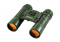 Бинокль компактный 10x25 - TASCO (зелёный)