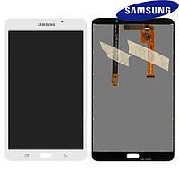 """Дисплейный модуль (дисплей + сенсор) для Samsung T280 Galaxy Tab A 7.0"""" Wi-Fi, белый, оригинал"""