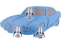 Светильник AUTO III blue- 4058