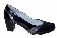 Туфли женские на каблуке 6 см