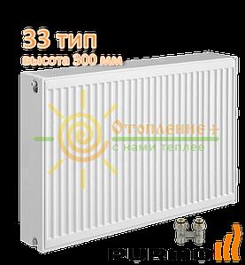 Радиатор стальной Purmo 33 класс 300х400 нижнее подключение