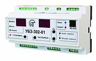 Блок защиты лифтовых электродвигателей УБЗ-302-01