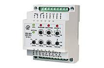Универсальный блок защиты электродвигателей УБЗ-301, 10-100А