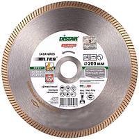 Алмазный круг турбо по керамограниту Distar 230x25.4 Gres Ultra