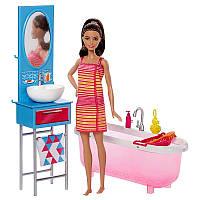 """Набор Barbie """"Роскошная ванная комната"""" / Barbie Doll & Bathroom Playset"""
