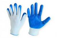 Перчатки рабочие нейлоновые стрейч 2-й сорт