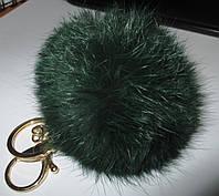 """Брелки """"Пушистик"""" из меха кролика (разные цвета) от студии LadyStyle.Biz"""