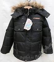 Детская зимняя курточка - р. 122