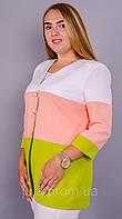Вирджиния пиджак женский светлый