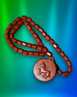 Ожерелье турманиевое (М-6)