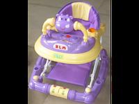 Детские ходунки Baby Tilly 239 (Т441) голубые, бирюзовые, фиолетовые