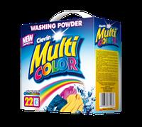 """Стиральный порошок """"Multi Color"""" 2,2 кг, Clovin, Польша"""