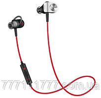 Наушники Meizu EP-51 Bluetooth Sports Earphones Black/Red оригинал Гарантия!