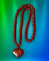 Ожерелье турманиевое (М-7)