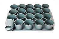 Набор для рассады стаканы со съёмным дном 20шт. + поддон
