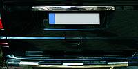 Накладка над номером Mercedes Vito w639