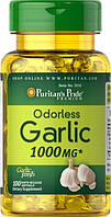 Puritan's Pride Экстракт Чеснока Garlic 1000 mg (100 softgels)