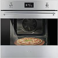 """Встраиваемый духовой шкаф Smeg SF6390XPZE с функцией """"пицца"""", фото 1"""