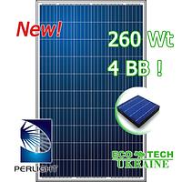 Perlight Solar PLM-260P-60 260 Вт солнечная панель (батарея, фотомодуль)