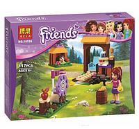 Конструктор Bela серия Friends / Подружки 10536 Спортивный лагерь: стрельба из лука (аналог Lego Friends 41120