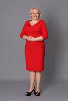 Платье делового стиля Бэлла М270