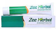 Зубная паста Zee из индийских  трав
