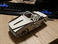 "3D Пазл ""Машина"""