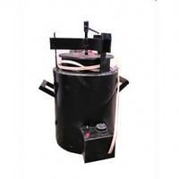 Автоклав черный мини (электрический, винт)