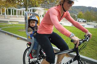 Велокресла детские