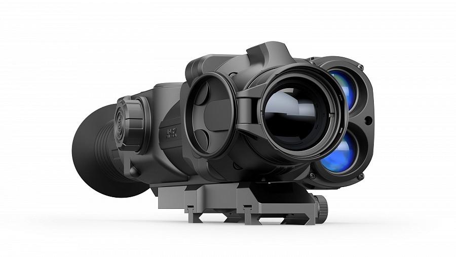 Тепловизионная оптика Pulsar Apex LRF XQ38