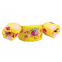 Нарукавники для плавания детские Puddle Jumper DLX Yellow