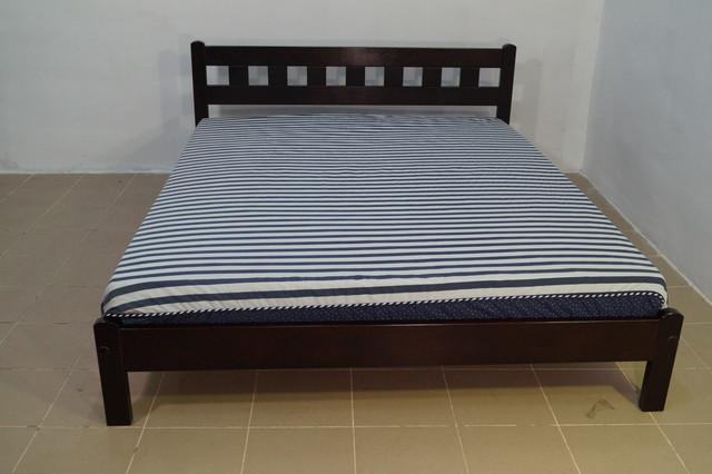 "Кровать двуспальная Барвінок"""